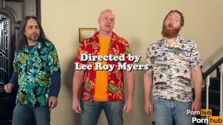 Xxx full parody official sfw holes full house trailer originals redhead