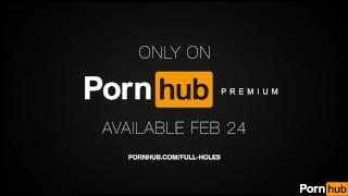Full Holes Official Trailer SFW - Full House XXX Parody Orgasm tits