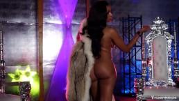 karli redd thick ass naked