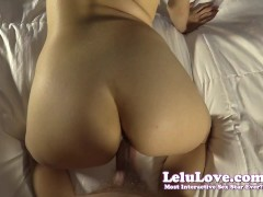 She cheats with YOU and you fill her fertile pussy with creampie