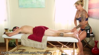 Serious fantasymassage issues mommy milf cock