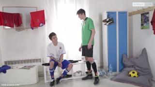 Video porno - Staxus Voetbalfocusscène 2