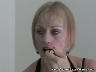 Melanies Intense Cock Love