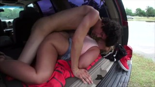 Wife at stranger park fucking slutwife sex