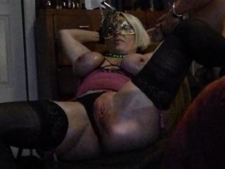 big tittie slut gets turtured