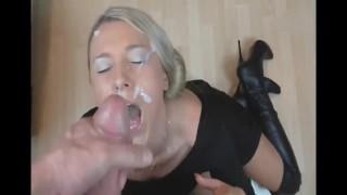 Amateur Blonde Cumshot Compilation Cumpilation