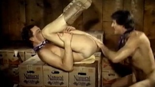Bartenders Fuck After Closing - HOT LUNCH (Vintage, 1982) porno