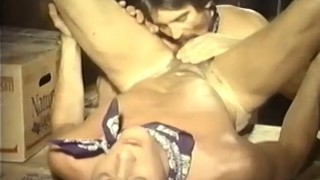 Bartenders Fuck After Closing - HOT LUNCH (Vintage, 1982) Cock huge