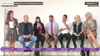 Porn Star Debate: Consent In Porn – Debunking Myths & Managing Realities. Mom st