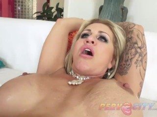 Old Lady With Big Tits Porn Pervcity Ryan Conner Gets All Oiled Up And Ready To Fuck