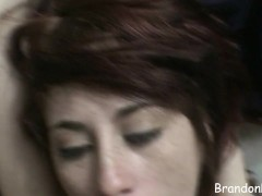 18 year old petite amateur fucked and facialized trailer