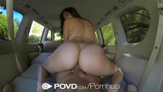 Fucked car michaels in is povd trunk slut the holly butt public