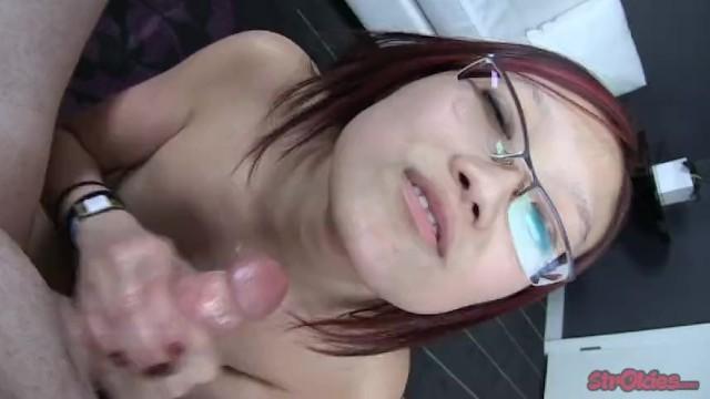 Very big anal dildo