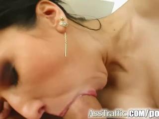 Latina black porn gif