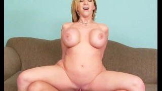 Blonde Mature With Warm Soft Huge Tits Fucked