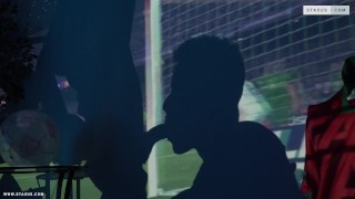 Football focus scene 4