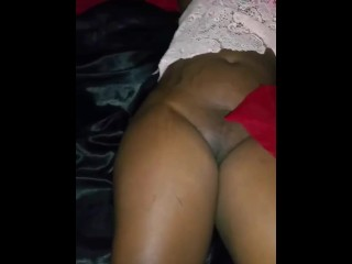 milf ebony thot pof wake me up at 3 am asking for dick