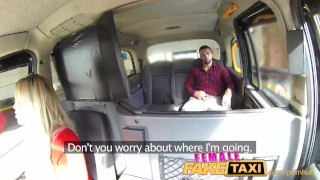 FemaleFakeTaxi Welsh lad gets a sweet surprise Teenager pov