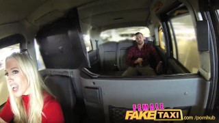 FemaleFakeTaxi Welsh lad gets a sweet surprise Bubble cowgirl