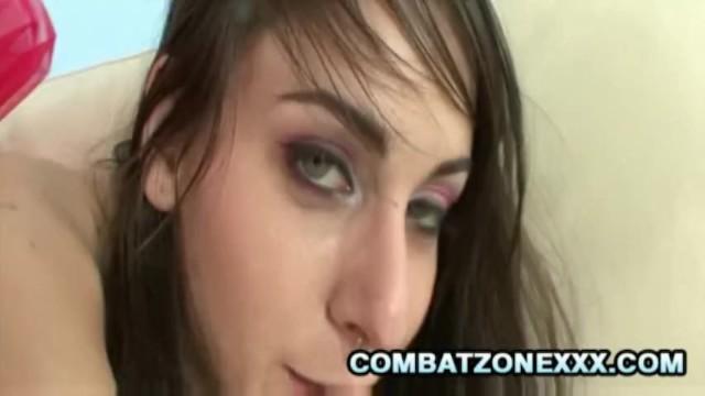 Tounge vibrator - Luna c kitsuen - tounge pierced teen creampied anally