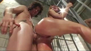 BrutalClips Prisoners Get Abused in Their Jail Cell