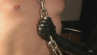 Fucking Size Queen - Femdom Pegging  femdom sex pegging spanking caning redhead femdom blonde voyeur fake-tits fetish female-domination strap-on kink latex julie simone
