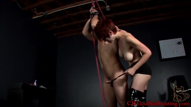 Pornstar angel eyez weight - Cbt cock torture with weights and anal hook