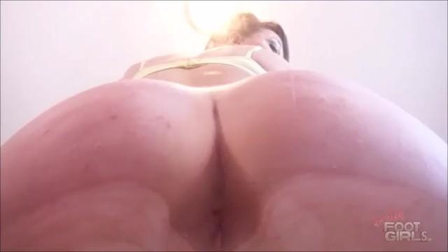 Blonde Bombshell Big Tits Pov