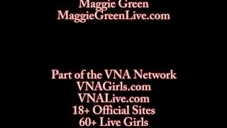 Busty Blonde Maggie Green Fucks Kelly!