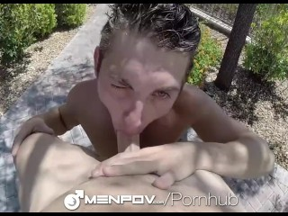 MenPOV - Two Way POV Action for Damian Black and Billy Ramos