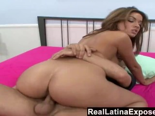 Real Doctor Sex Reallatina - Young Latina Pussy Drilled