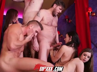 Sex Scandal 18 Digital Playground - A French Affair Orgy Party