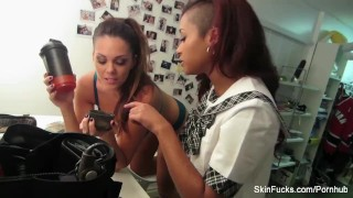 Diamond behind with the tyler alison and skin scenes skindiamond scenes