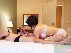 09 – Fuck Me Good on this Hotel Bed for Valentine's Day HOT – Nikki's WE #2