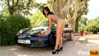 Girls and Cars - Scene 1 - DDF Productions