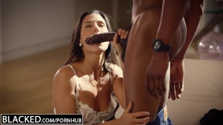 BLACKED First Interracial For Spanish Babe Alexa Tomas View bbc