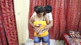 Indian Sexy Girl HAving Sex Doing Yoga HOT SouthIndian Girl Boobs Pussy Sex porno