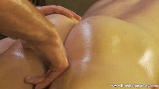 Beautiful And Intimate Anal Massage Teens young