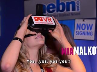 Mia Malkova VR