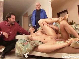 Real Female Orgasm Sounds Wild Brunette Nymphomaniac Swinger, Amateur Brunette Hardcore Milf Pornsta