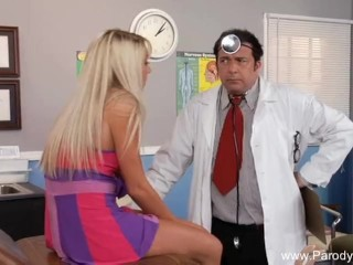 Crissy Goes To The Fake Doctor