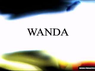 Wanda fucks in POV in Private Casting