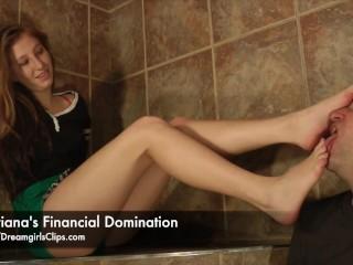 Mariana's Financial Domination - www.c4s.com/8983/15305843