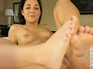 Amara Romani loves it in the ass from you
