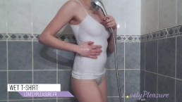 LovelyPleasure - Wet T-Shirt