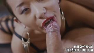 Alina Li's Sexperiences girl on girl hardcore interactive asian dp double penetration cumshot lesbian anal compilation ass fuck doggy style lifeselector interactive porn facial