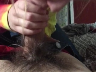 Quick BJ before Work