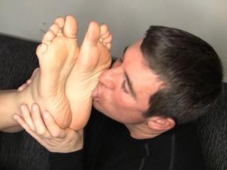 Jayden Lee Foot Worship