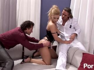 Russian Bimbos in Xtreme Sex - Scene 4