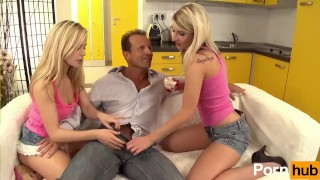 Preview 3 of Blow Me Babes - Scene 5